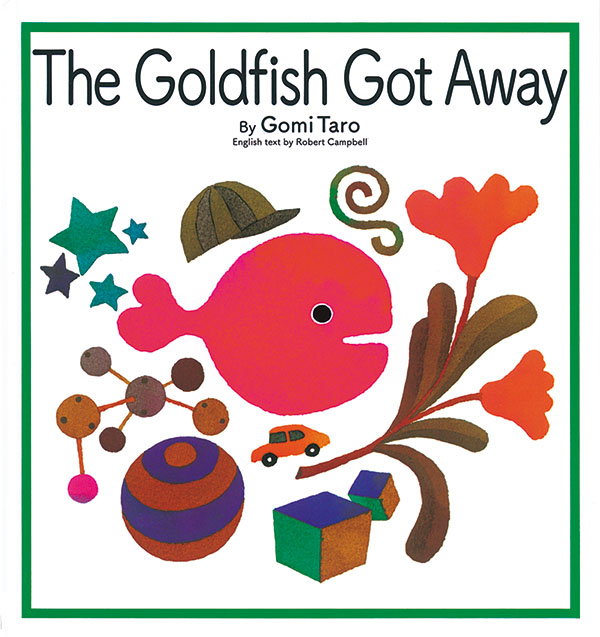 The Goldfish Got Away